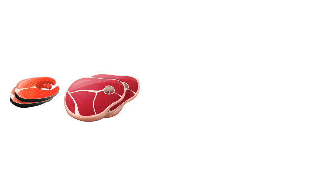 Meat,-poultry-&-seafood