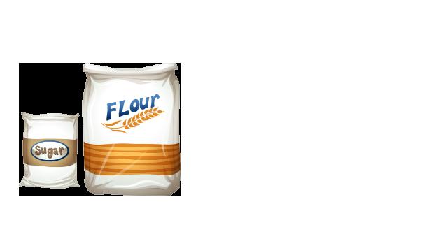 Sugar-&-flour