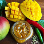 "We speculate growth in exports of processed ""Mango Chutneys"""